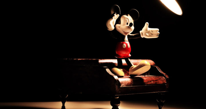 Concise history of The Walt Disney Company