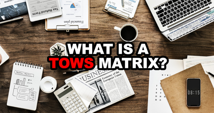The TOWS matrix: Definition and applications