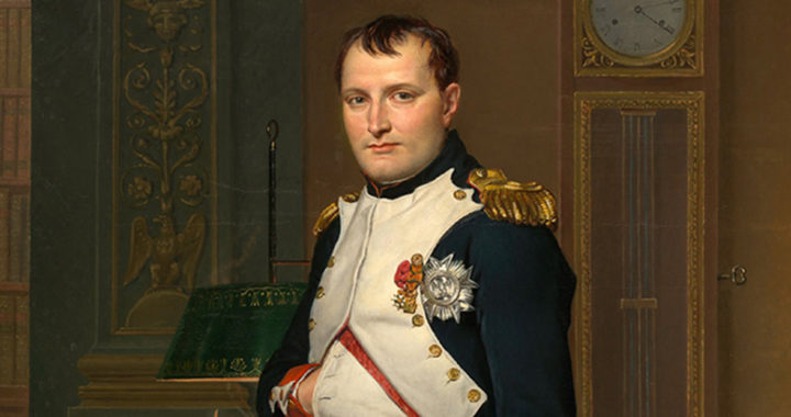The role of Napoleon in the French Revolution