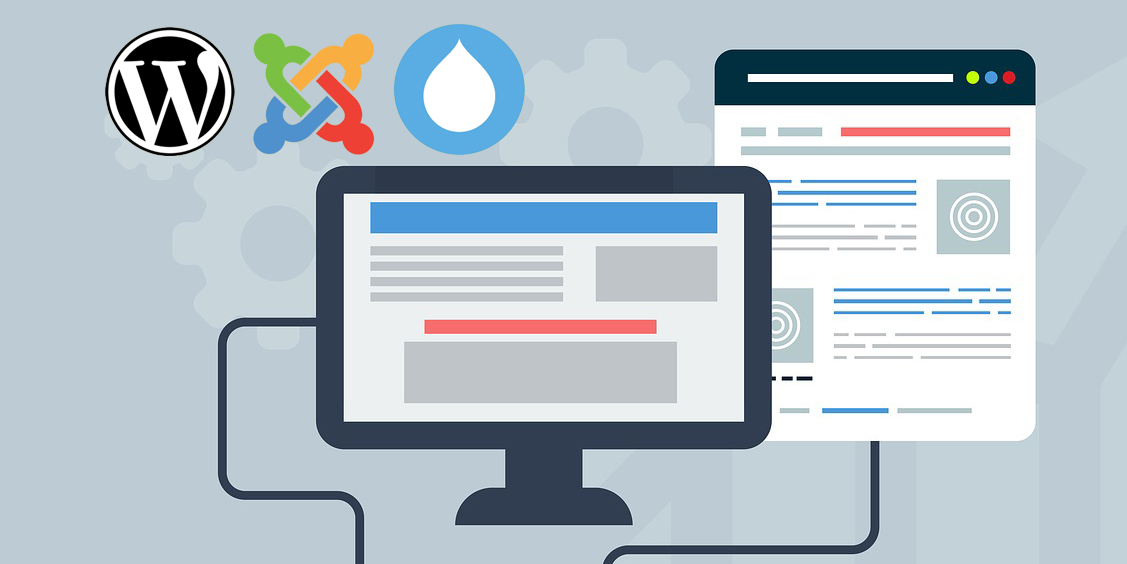 Difference Between Joomla And Drupal