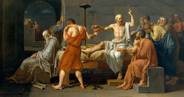 The Trial of Socrates According to Plato
